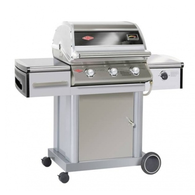 BARBECUE > Gas / Metano > DISCOVERY SILVER Beefeater 3 fuochi