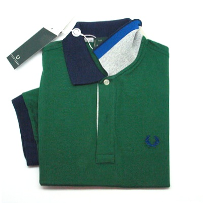 Maglione Fred Perry Verde